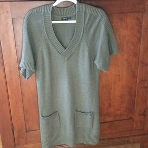 BR olive/military green dress/tunic